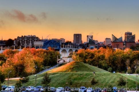 01 Renaissance Park after dawn