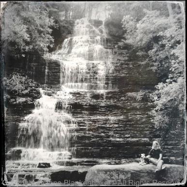 Helga Viking lens and D-type film - Landscape Portrait
