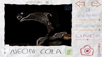 Neon Cola