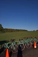 Guided bike tour of civil war history at Chickamauga