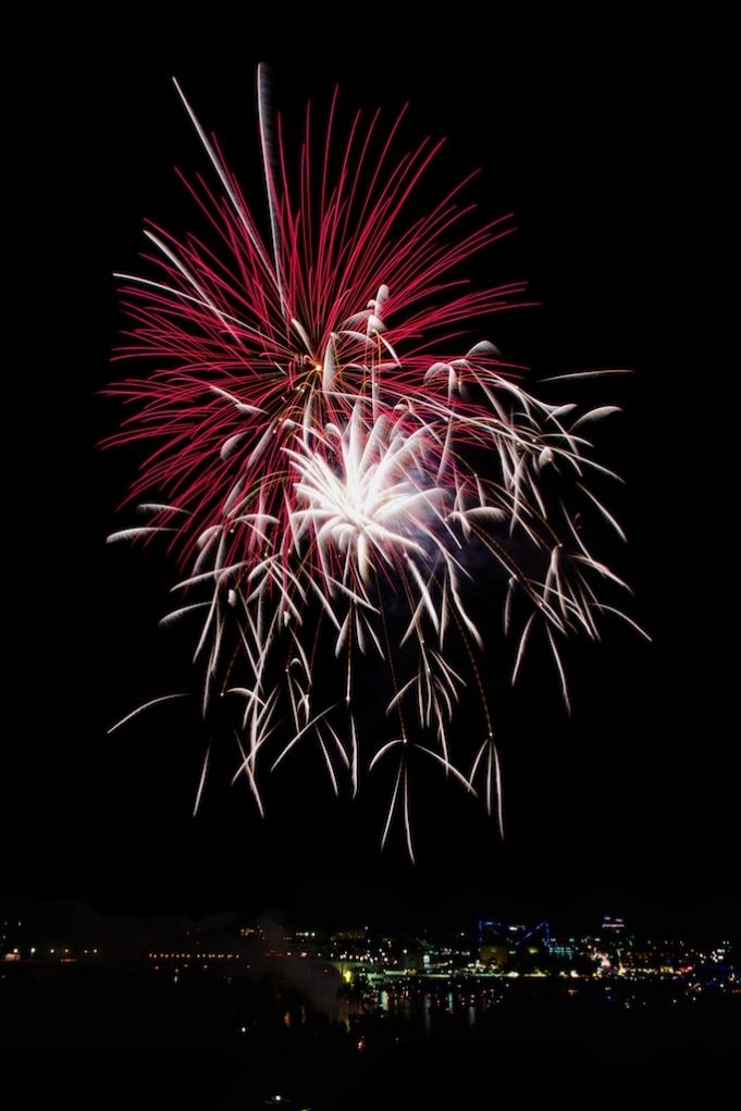 Riverbend Fireworks Chattanooga, TN