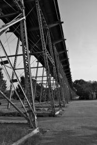 Bridge over Coolidge Park