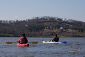 Hiwassee Kayaking Tour